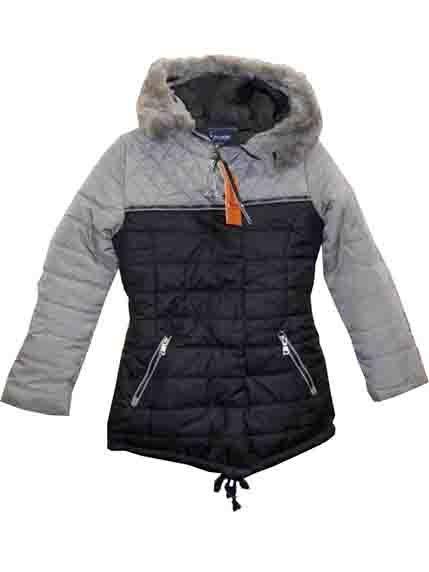 Куртка бежево-чорна Glo-Story 3543544