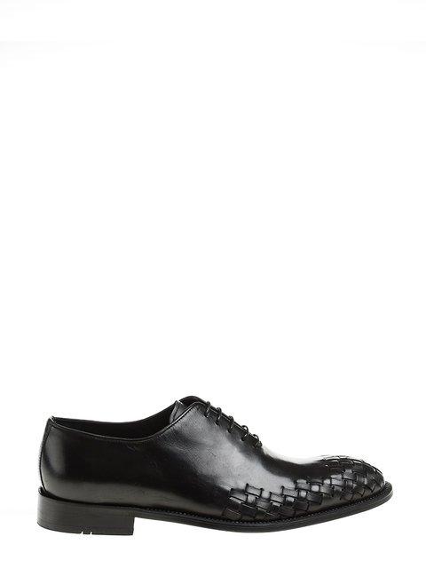 Туфлі чорні DRG Derigo 3583046