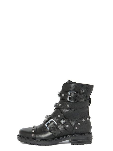 Ботинки черные Gusto 3584671