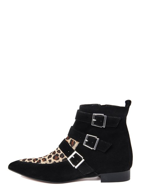 Ботинки черные Gusto 3584675