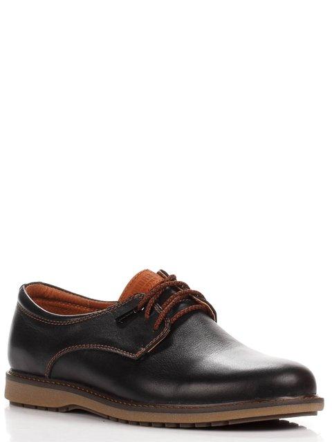 Туфли черные Konors 3573909