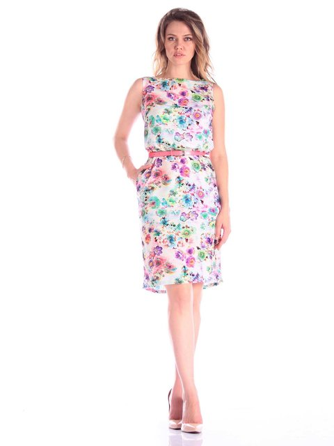 Сукня в квітковий принт Victoria Loks 3590283