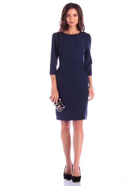 Сукня темно-синя Rebecca Tatti 3591102