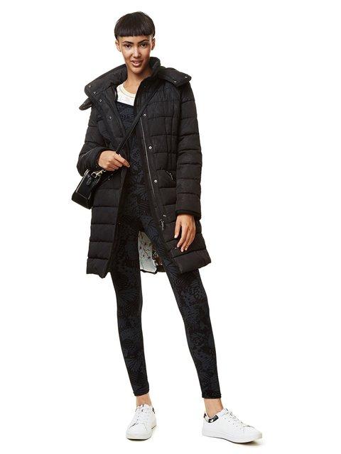 Куртка чорна Desigual 3555604
