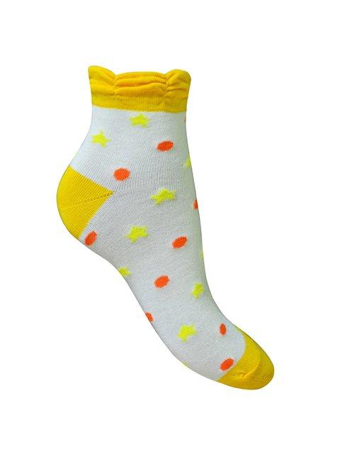 Шкарпетки двоколірні ELEGANTS 3595359