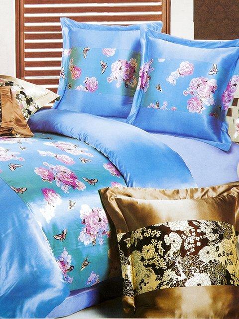 Комплект постельного белья двуспальный (евро) Shining Star 3598411