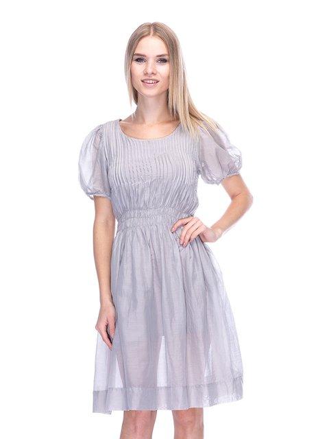 Платье серое LAKLOOK 3190546