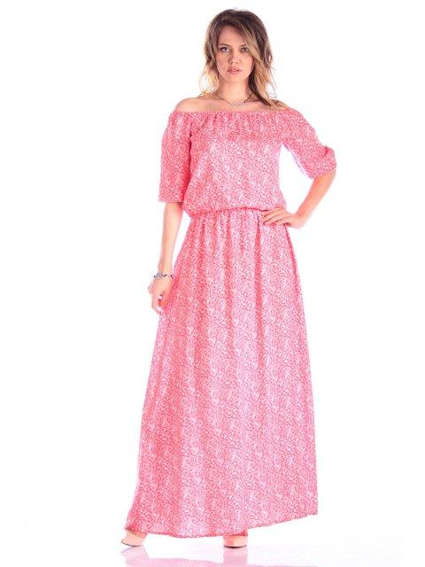 Сукня в принт Victoria Loks 3601032