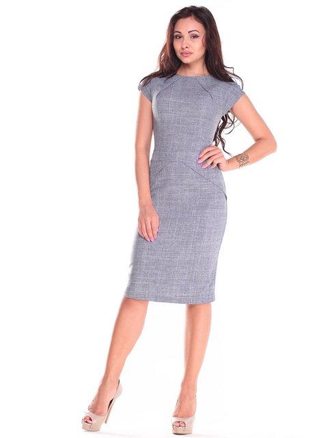 Платье дымчатое Rebecca Tatti 3608712