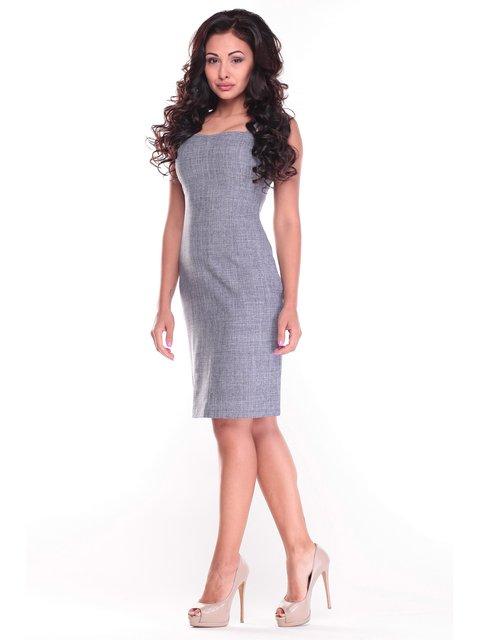Платье дымчатого цвета Rebecca Tatti 3608713