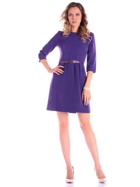 Платье фиолетовое Victoria Loks 3608817
