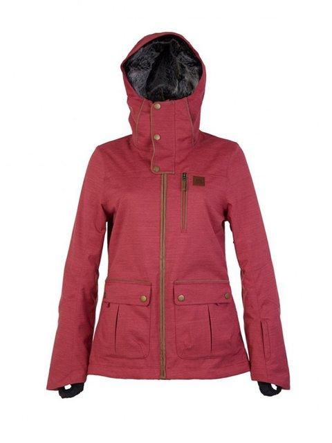 Куртка красная Rip Curl 3608241