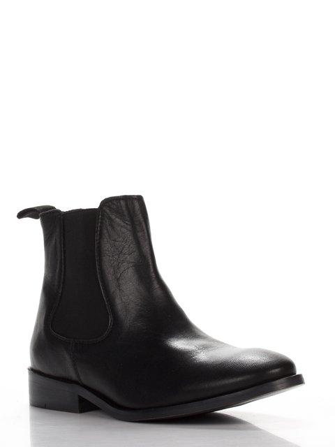 Ботинки черные Buffalo 3612700