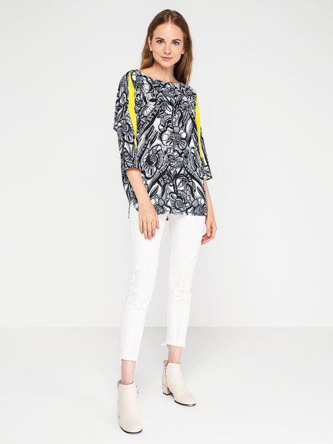 Блуза в цветочный принт BGN 3606429