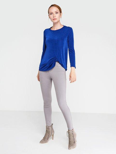 Блуза цвета морской волны BGN 3606450