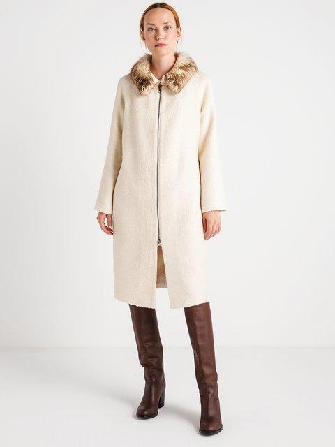 Пальто перлового кольору BGN 3606568