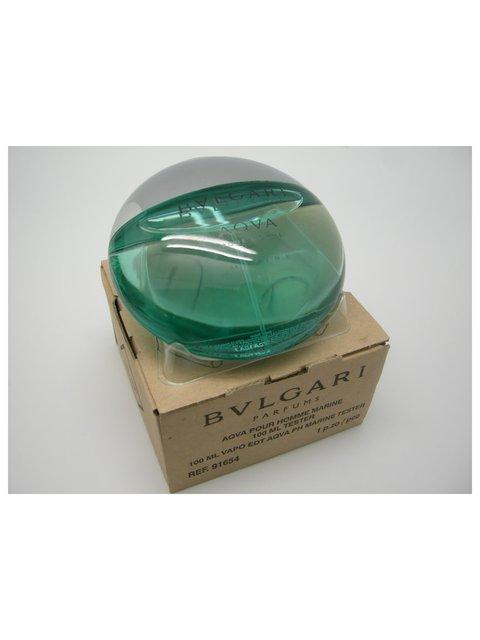 Туалетная вода Aqva Pour Homme Marine (100 мл) — тестер BVLGARI 3617664