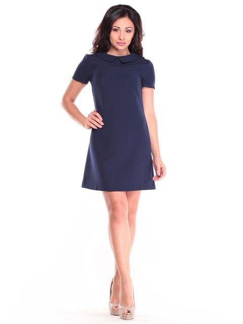 Сукня темно-синя Rebecca Tatti 2753942