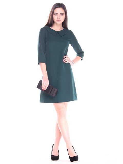 Платье темно-изумрудное Laura Bettini 2900634