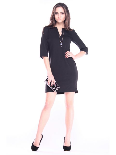 Сукня чорна Rebecca Tatti 2996582