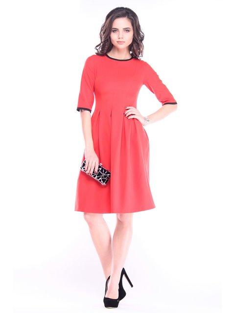 Платье красное Laura Bettini 3086055