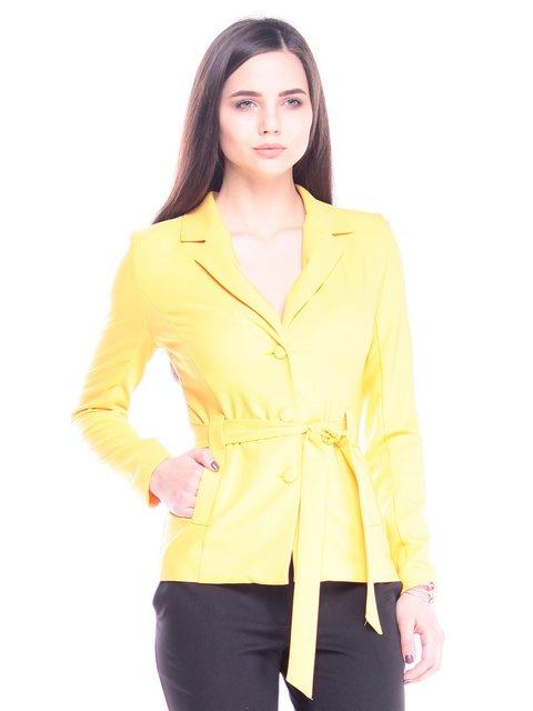 Жакет солнечного цвета Laura Bettini 3091022