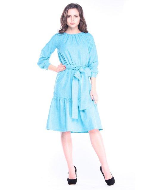 Сукня кольору ментолу Rebecca Tatti 3091310