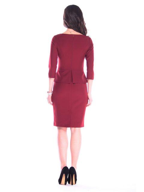 Платье сливового цвета Laura Bettini 3172680