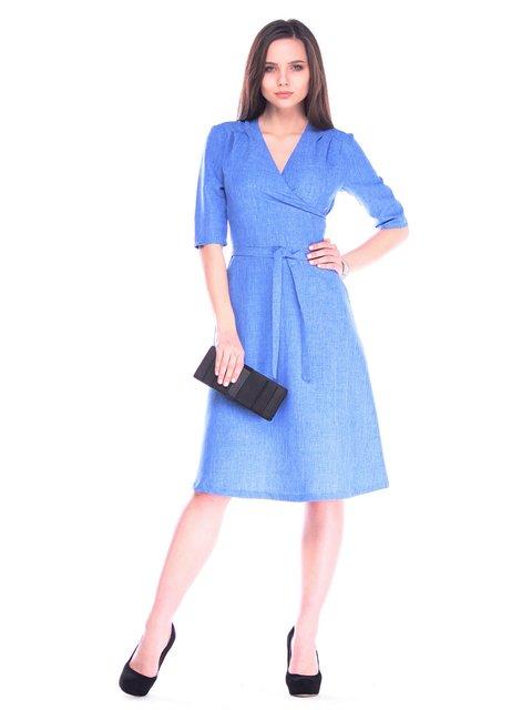 Платье цвета электрик Laura Bettini 3172691