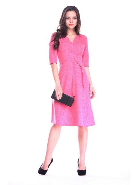 Платье розовое Laura Bettini 3172692
