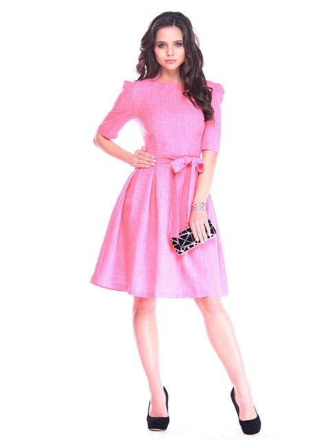Платье коралловое Rebecca Tatti 3172726