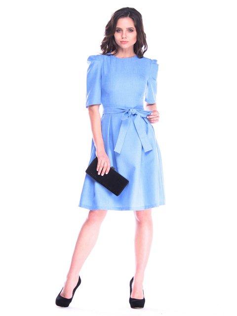 Платье голубое Rebecca Tatti 3172728