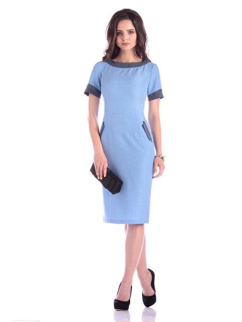 Сукня блакитна Laura Bettini 3304806