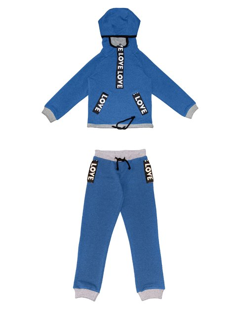 Костюм: худі та штани Kids Couture 3630977