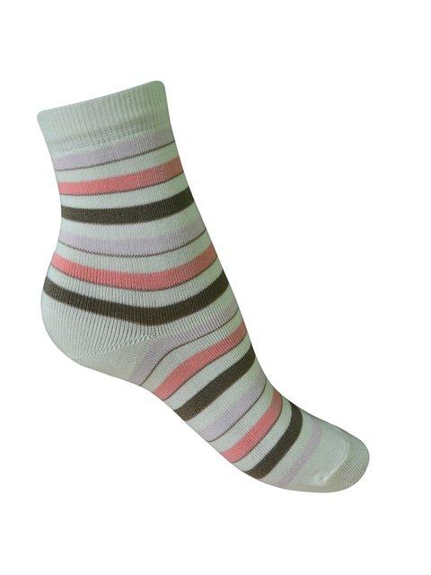 Шкарпетки в смужку Классик 3630716