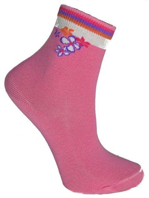 Шкарпетки рожеві Классик 3630910