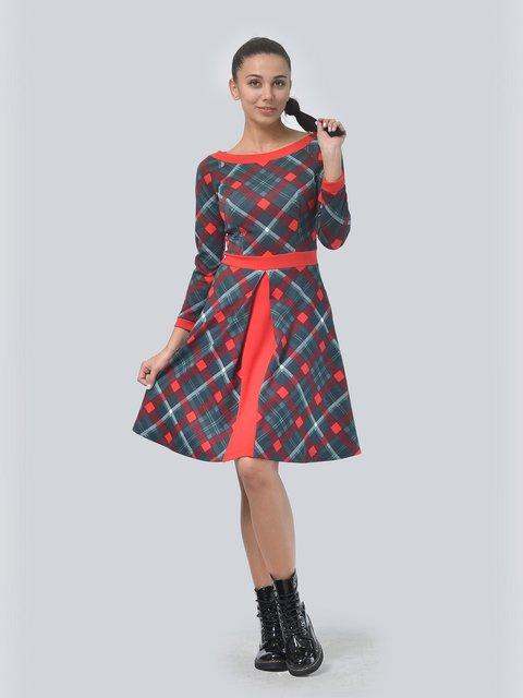 Платье в клетку AGATA WEBERS 3591689