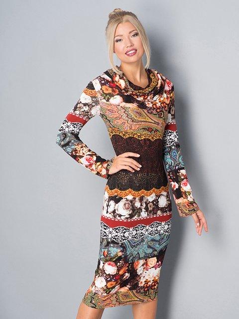 Сукня різнобарвна Lesya 2880788