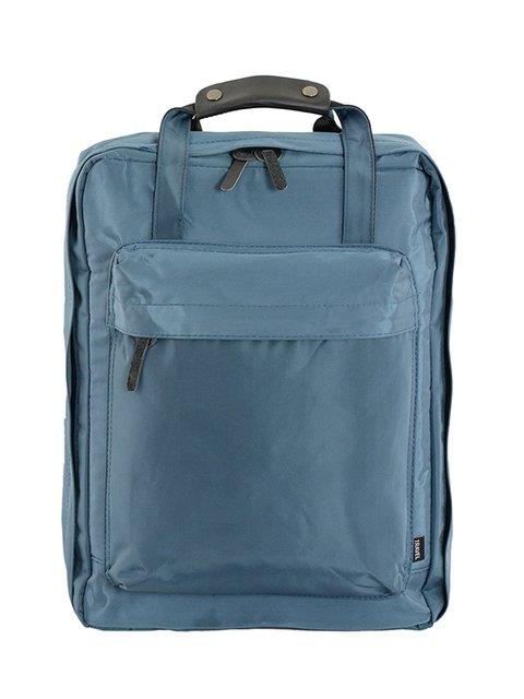 Рюкзак кольору морської хвилі Traum 3639856