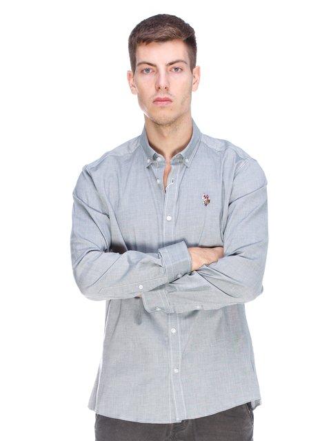 Сорочка фісташкового кольору U.S. Polo Assn. 3623666