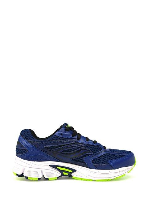Кросівки сині дитячі SY-Boys Cohesion SAUCONY 3633971