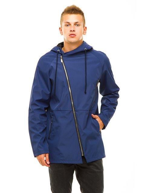 Куртка синя Exclusive. 3643466