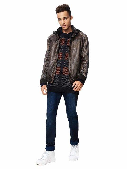 Куртка коричневая Desigual 3487751