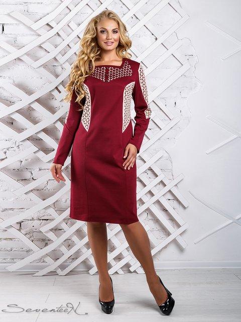 Сукня двоколірна Seventeen 3649687