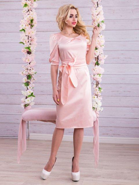 Сукня персикового кольору Seventeen 3546376