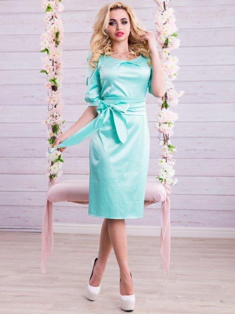 Сукня м'ятного кольору Seventeen 3546378