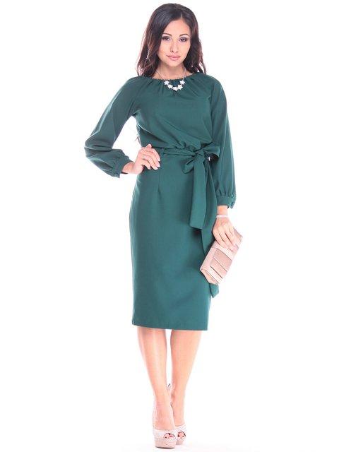 Сукня темно-смарагдова Rebecca Tatti 2917920