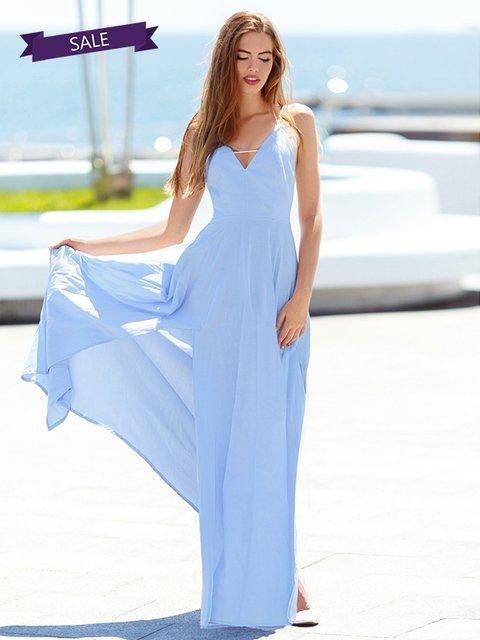 Сарафан блакитний Gepur 3407558