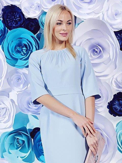 Сукня блакитна Lesya 3168098