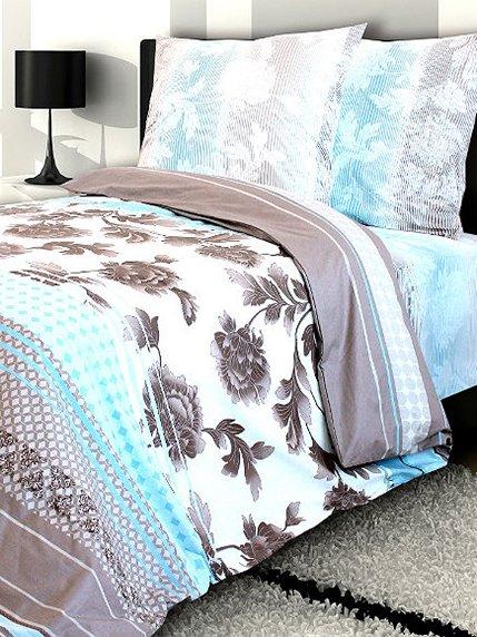 Комплект постельного белья семейный Блакіт 3657015